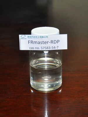الصين FRmaster RDP/high molecular weight فسفات إستر flame-retardant في pc/abs مصنع